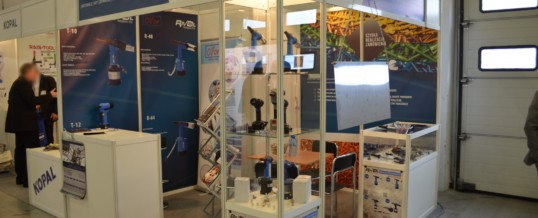 Industrial Spring – STOM fairs in Kielce succesful for Olfor